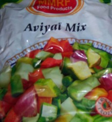 MMRF FROZEN FOOD Avial mix
