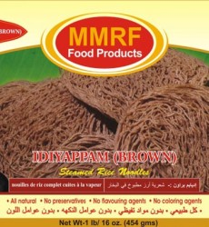 MMRF FROZEN FOOD Idiyappam Brown